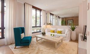 Amplio y elegante piso de dos dormitorios, Мадрид