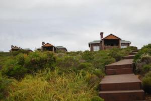 Blue Whale Resort, Villaggi turistici  George - big - 37