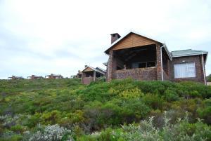 Blue Whale Resort, Villaggi turistici  George - big - 35