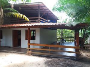 Amazon jungle ecotourism inn
