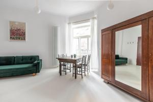 BRAND NEW in LUXURY tenement in the heart ofWarsaw