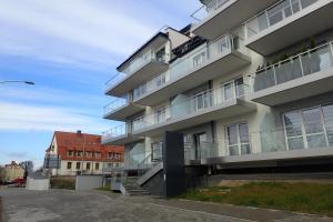 Ekskluzywny apartamet Pan Tadeusz III z widokiem na jezioro