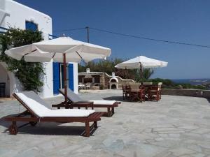 VILLA ALKIONI Antiparos Greece