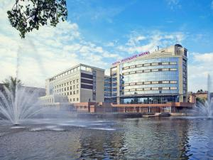 Отель Mercure Липецк Центр, Лебедянь
