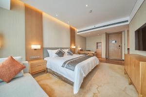 Burrit Hotel, Отели  Yuyao - big - 17