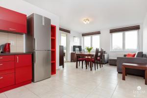 Jantar Apartamenty Zielone Tarasy