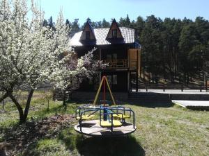 Дом на Садовой в Чемале