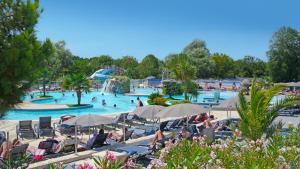 Location gîte, chambres d'hotes Camping les Grosses Pierres dans le département Charente maritime 17