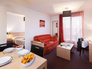 Location gîte, chambres d'hotes Aparthotel Adagio Access Saint Louis Bâle dans le département Haut Rhin 68