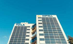 Toila Spa Hotel, Тойла