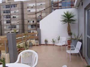 Hotel Valencia, Отели  Лас-Пальмас-де-Гран-Канария - big - 23