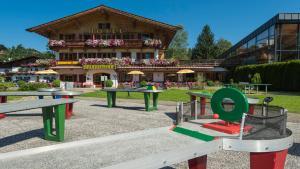 Bruggerhof - Camping, Restaurant, Hotel - Kitzbühel