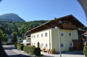 Ferienwohnung Haus Datz in Berchtesgaden - Hotel - Berchtesgadener Land