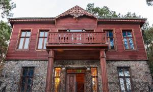 Отель Yeni Kosk Orman Hotel, Бююкада