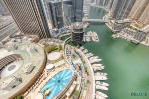 One Bedroom Apartment in Luxurious Address Dubai Marina by Deluxe Holiday Homes - Dubai