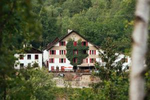 Accommodation in Vénosc