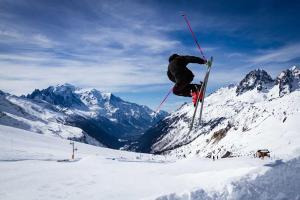 Chalet Les Brimbelles - Chamonix All Year - Hotel - Chamonix