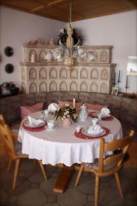 Gästehaus Sonja, Penzióny  Durach - big - 18