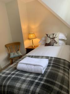 The Stag and Huntsman at Hambleden, Bed and Breakfasts  Henley-on-Thames - big - 53