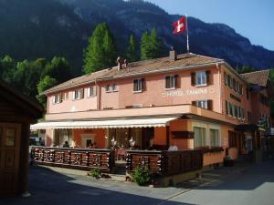 Tamina Hotel