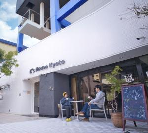 K's House Kyoto -Travelers Hostel