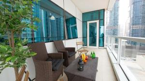 Chic City Living 2 Beds in Mag 218 Dubai Marina - Dubai
