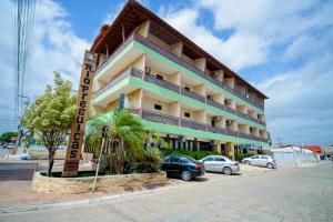Versátil Condo-Hotel Rio Preguiças