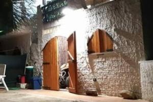 Casa vacanze Gatto Volpa, a Porto Pino spettacolo in Sardegna