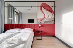 Flamingo Beach Apartment