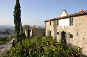 Bagno a Ripoli Villa Sleeps 14 Pool Air Con WiFi