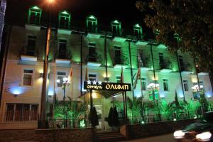 Отели Абхазии 3 звезды