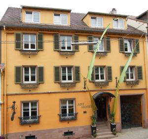 Art Hotel Neckar - Ersheim