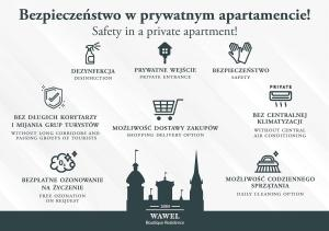 Wawel Boutique Residence Krakow Old Town