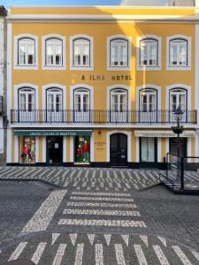 Hotel Ilha, Angra do Heroísmo