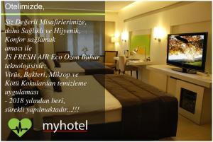 MY Hotel, 35220 Izmir