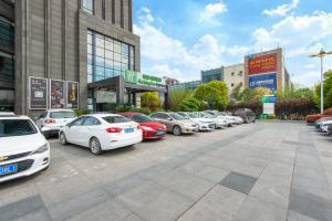 Holiday Inn Express Nantong Xinghu, an IHG hotel
