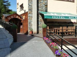 Hotel Mila, Szállodák  Encamp - big - 26