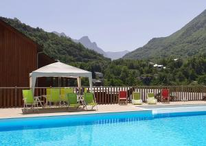 Accommodation in Ax les Thermes