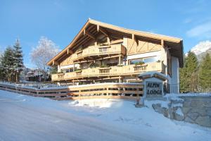 Alpin Lodge Leogang by Alpin Rentals, Apartmány  Leogang - big - 79