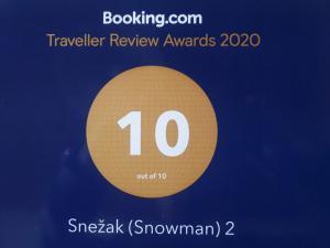 Snežak (Snowman) 2