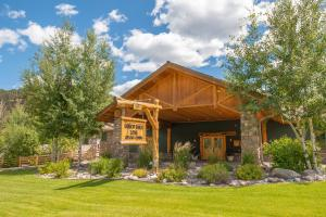 Accommodation in Big Sky Canyon Village
