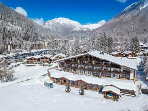 Hotel Les Grands Montets (5 of 46)