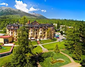 Vysoké Tatry Hotels