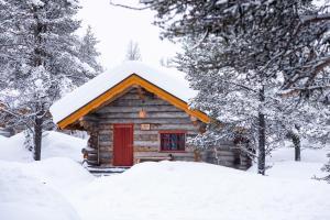 Kakslauttanen Arctic Resort (17 of 123)