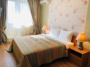 Апартаменты на Коломенской