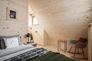 Warsztat wooden house