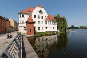 Fewo auf der Dominsel - SEEROSE - Brandenburg West
