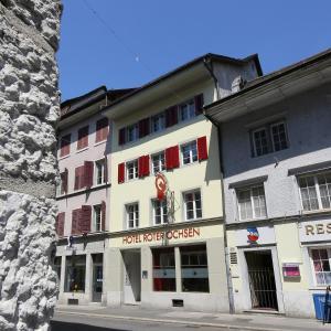Hotel Roter Ochsen - Solothurn