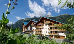 Vacancéole - Résidence La Turra - Hotel - Valfréjus