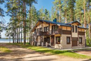 Курортный отель Лесная Рапсодия, Зеленогорск